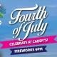 4th of July at Caddy's Bradenton!