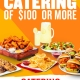 15% Off Catering Order of $100+at PDQ 8/4-8/8