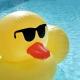 Rubber Duckie // Pablo Ceballos // Labor Day Weekend