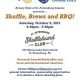 Shuffle, Brews, and BBQ!