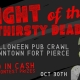 Night of the Thirsty Dead Pub Crawl Downtown Fort Pierce