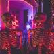 Halloween Circus meets District Soul Vegan