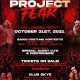 PROJECT FEAR! 'Tampa's Most Lit Halloween Party' Club Skye