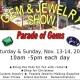 Gem & Jewelry Christmas Gift Show 2021