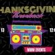 MAM - Thanksgiving Throwback