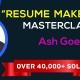 The Resume Makeover Masterclass — Idaho Falls