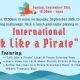 International 'Talk Like a Pirate' Day