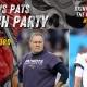 Bucs vs Pats Watch Party