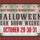 Halloween Freak Show Weekend