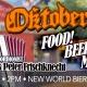 Oktoberfest @ New World Biergarten 9/26/21