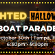 Tampa Halloween Lighted Boat Parade