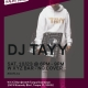 DJ Tayy at Aloft Tampa Downtown Hotel