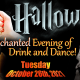 Enchanted Mansion Halloween Party! OPEN BAR   FREE DRINKS Costume Contest