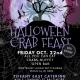 Halloween Crab Feast