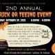 Duran Golf Club 2nd Annual Trick or Tee Halloween Event 2021
