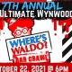 7th Annual Where's Waldo Bar Crawl