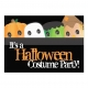 Halloween Party! Saturday, October 30th @ 6:00pm