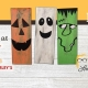 DIY Paint & Sip - Takeout Charleys - Halloween Wood Characters
