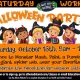 'NOT SO SCARY HALLOWEEN PARTY'