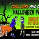 Cool Cars & Costumes Halloween Party!