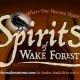 Spirits of Wake Forest Ghost Walk
