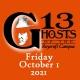 13 Ghosts Campus Walking Tour