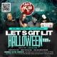 Let's Git Lit Halloween Concert