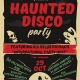 The Falconwood Haunted Disco Party