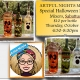Special Halloween Painting Event at Mixers- Spooky Bottles