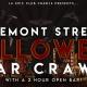 2021 Fremont Street Las Vegas Halloween Bar Crawl w/ OPEN BAR