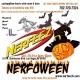 NerFeez Nerfoween Trunk n Treat Maze n games