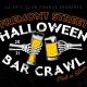 2021 Fremont Las Vegas Halloween Bar Crawl - Day Crawl