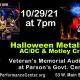 Halloween Metal featuring the music of AC/DC & Motley Crue