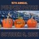First City Art Center's 15th Annual Pumpkin Patch