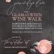 GLAM-O-WEEN Wine Walk Fayetteville