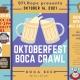 Oktoberfest Boca Bar Crawl