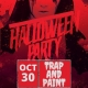 Halloween Party Trap & Paint