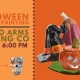 Falloween Pottery Painting at Call to Arms Brewing Co