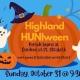 Highland HUNIween