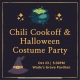Chili Cookoff & Halloween Costume Party