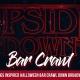 Halloween Bar Crawl Nashville Upside Down
