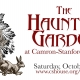 The Haunted Garden at Camron-Stanford House