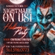 OCT.31st A NIGHTMARE ON US1 HALLOWEEN COSTUME PARTY @ THE BACKROOM TAVERN