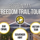 Boston Bar Crawl & Freedom Trail History Tour :: Brews & Clues