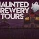 Four Peaks' Haunted Brewery Tours