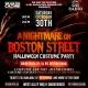 A Nightmare on Boston Street Halloween Costume Party