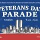 2021 Veterans Day Parade
