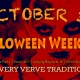 Halloween Costume Party at Verve