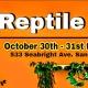 Halloween Reptile Event