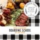 'Boarding School' Cheese & Charcuterie Workshop: Halloween Edition